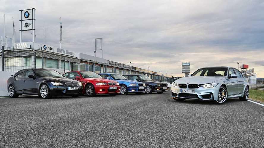 BMW M3 e M4, 10 momenti chiave in una storia avvincente