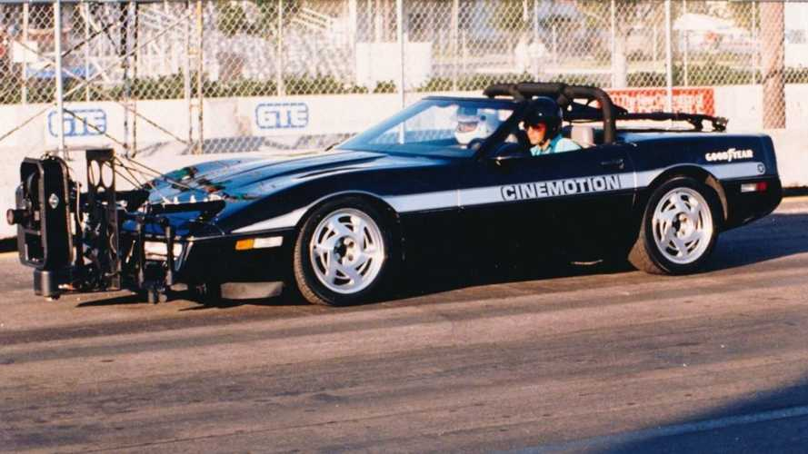 This 1988 Chevrolet Corvette is Hollywood's unsung racing hero