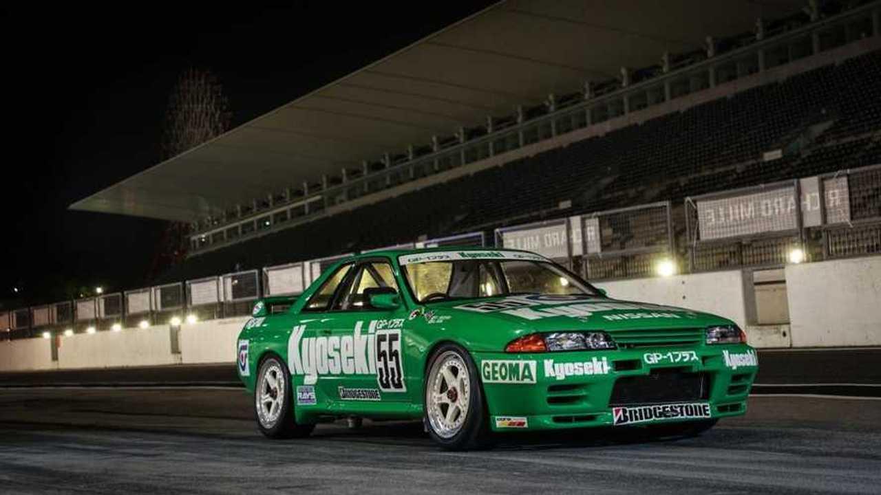 Nissan's only works 1993 Skyline R32 GT-R JTC racer on sale