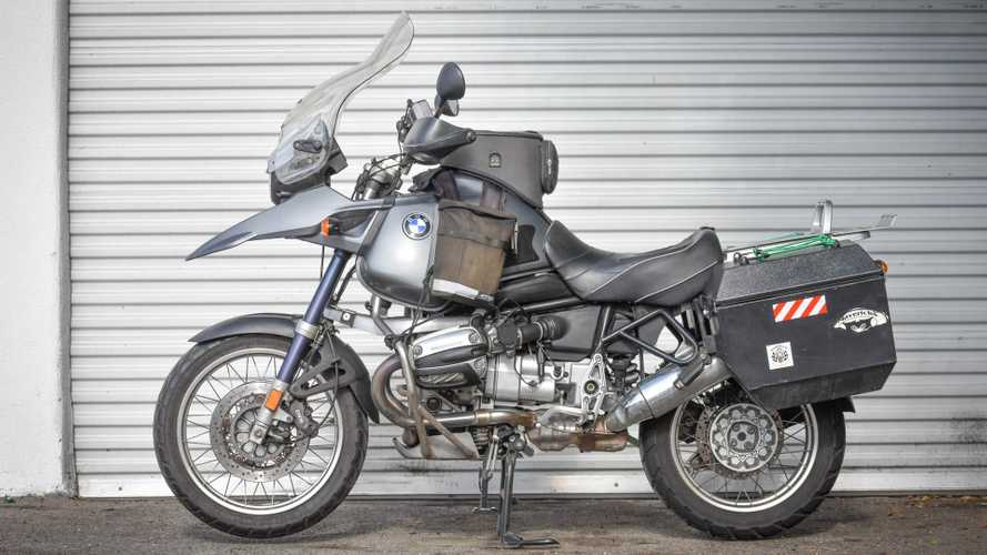 Buy This Fully-Outfitted BMW R1150 GS For Budget-Friendly Adventure