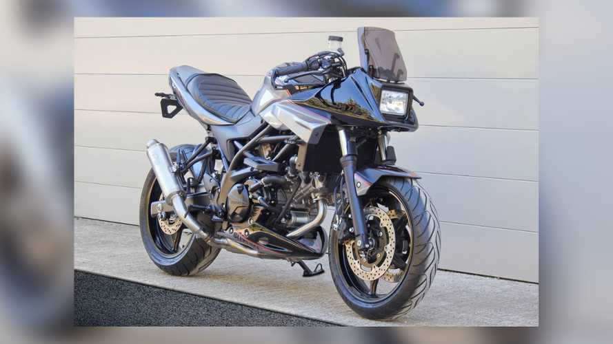 Custom Body Kit Lets You Turn Your Suzuki SV650 Into A Katana