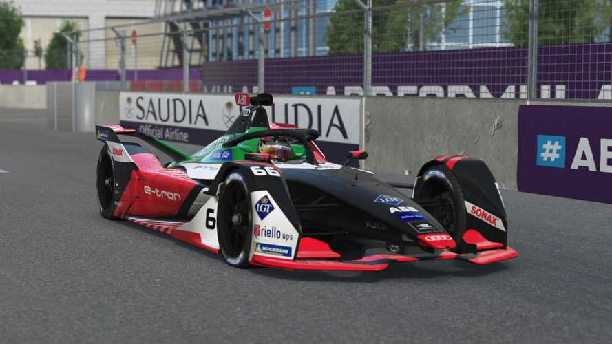 Abt Disqualified, Fined For Sim-Racing 'Imposter' Trick