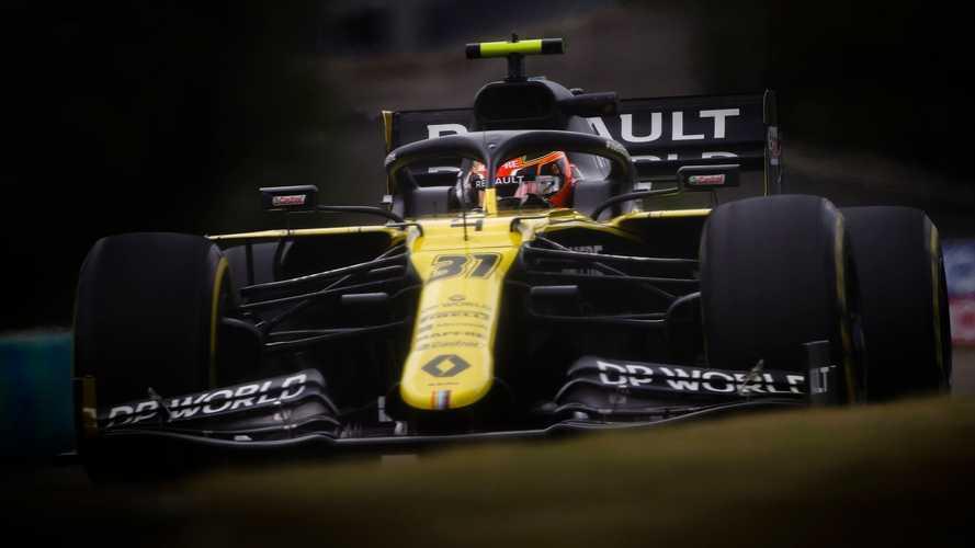 """Renault - Des évolutions et un """"pas en avant"""" espéré à Silverstone"""