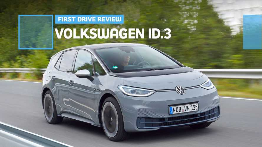 Volkswagen ID.3 First Drive: More Important To VW Than Golf, But Is It Exceptional?