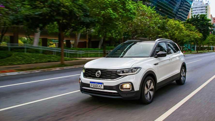 """""""Novo normal"""" tem Volkswagen na liderança e média diária de quase 8 mil unidades"""