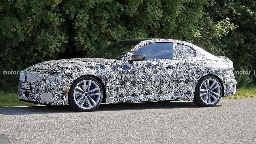 El nuevo BMW Serie 2 Coupé 2021 mantendrá la propulsión trasera