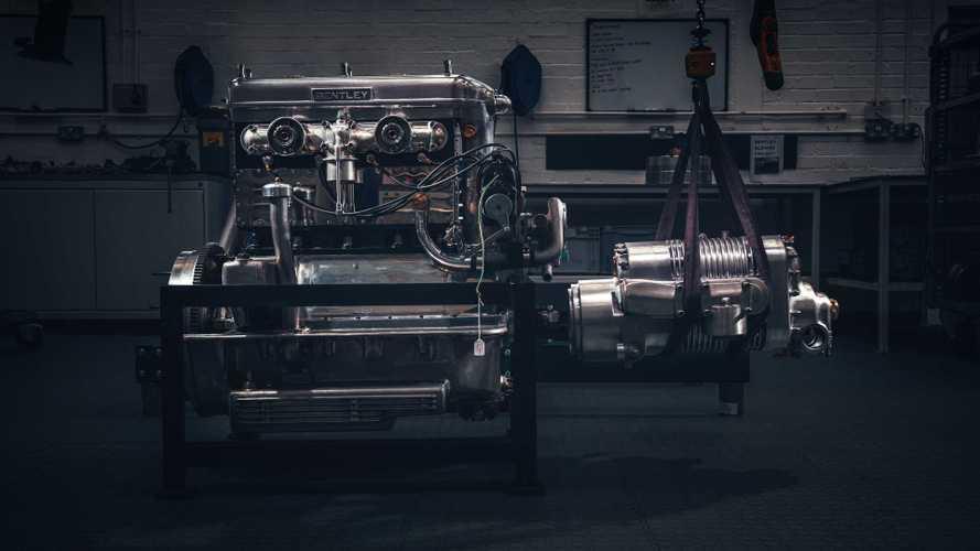 Bentley собирает Car Zero – первый «новый» Blower за 90 лет