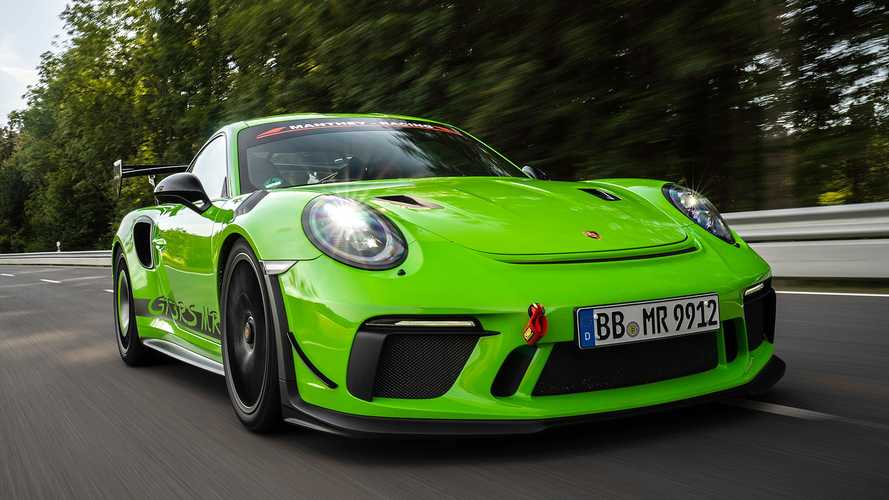 Manthey-Racing Porsche 911 GT3 RS MR
