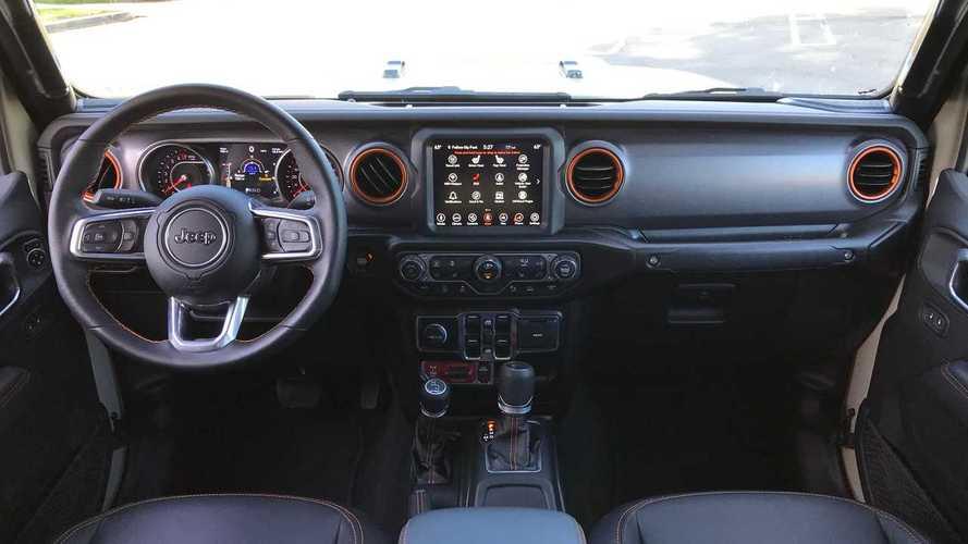 2020 Jeep Gladiator Mojave Interior Dashboard - 5121281