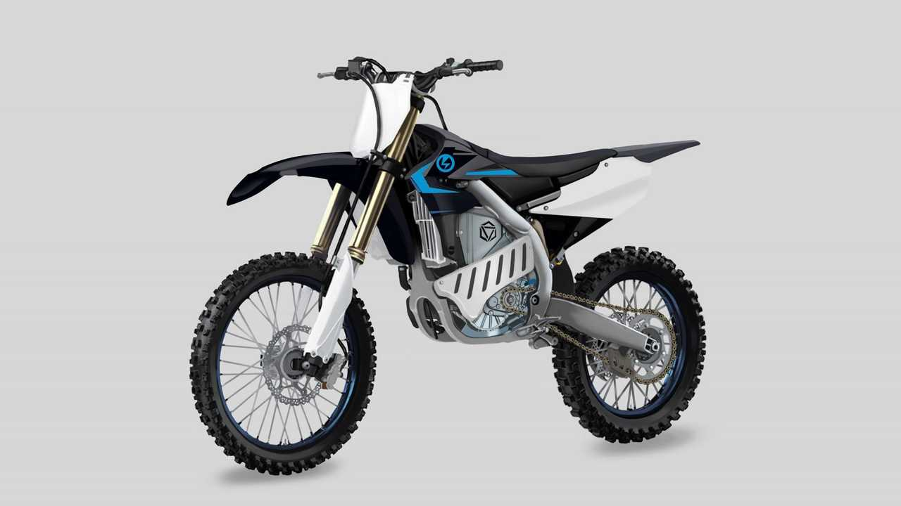 Yamaha Motor Europe Electric Dirt Bike