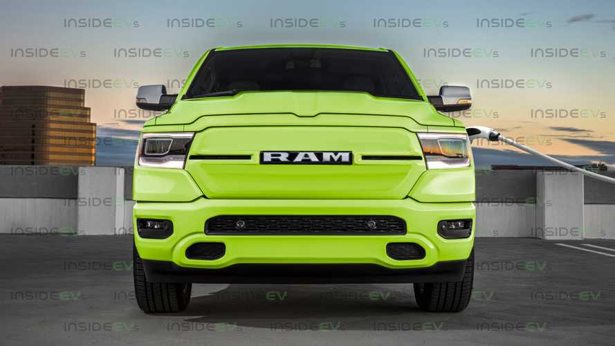 Fiat-Chrysler Open To Possibility Of Building Electric RAM Pickup