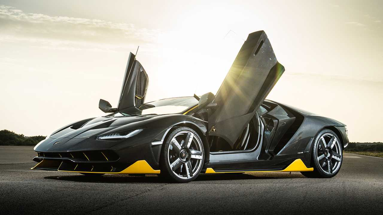 Le 10 Lamborghini più rare e costose di sempre