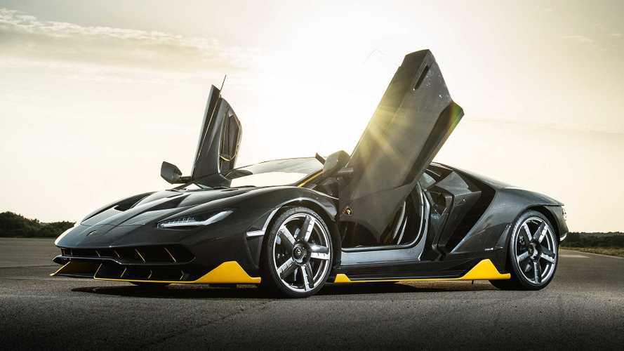 10 самых редких и дорогих Lamborghini за всю историю марки