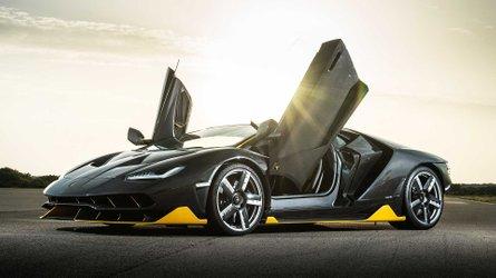 Los 10 Lamborghini más caros de la historia