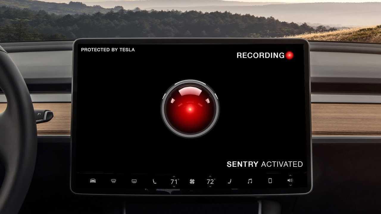Tesla Sentry Mode