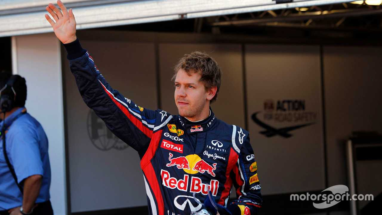 Sebastian Vettel at Monaco GP 2011