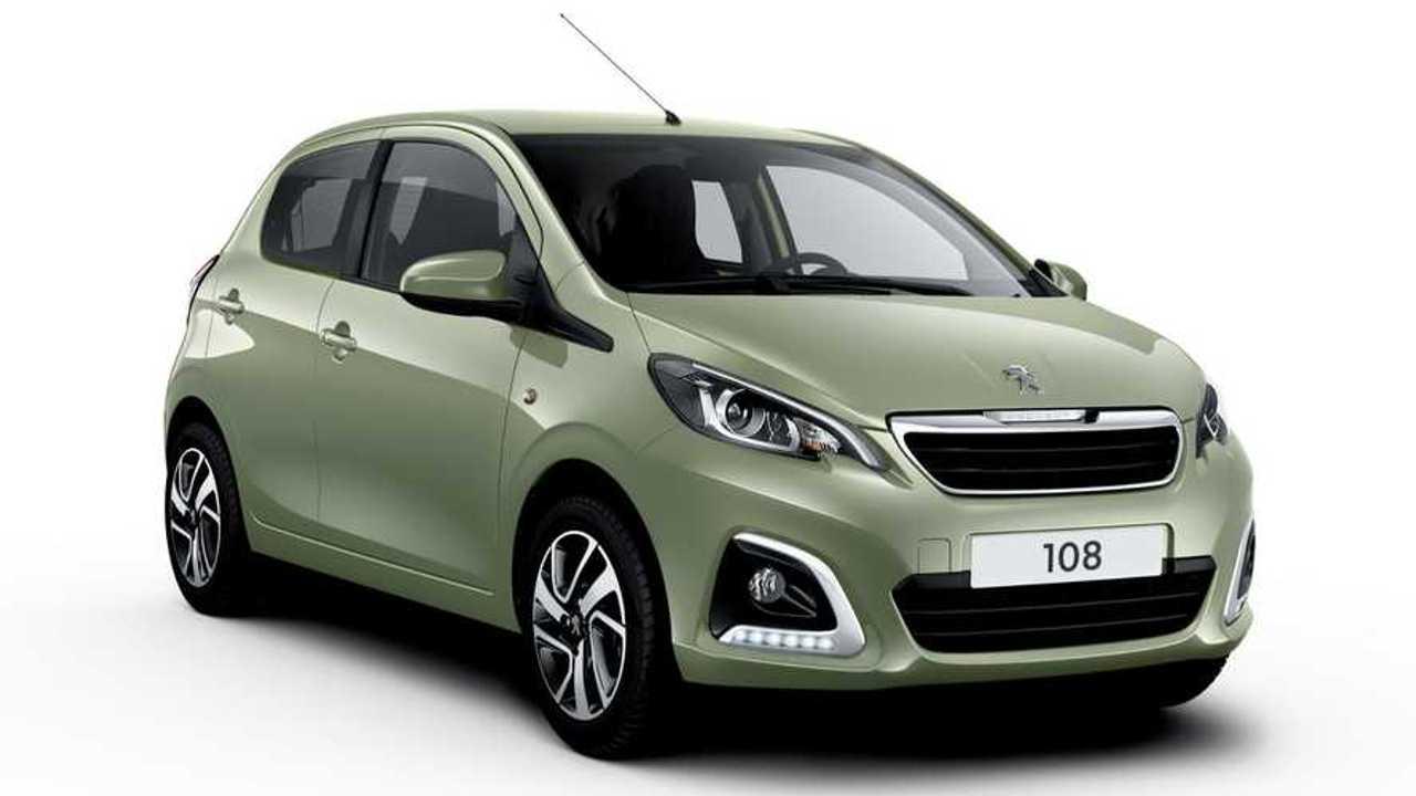 2020 Peugeot 108