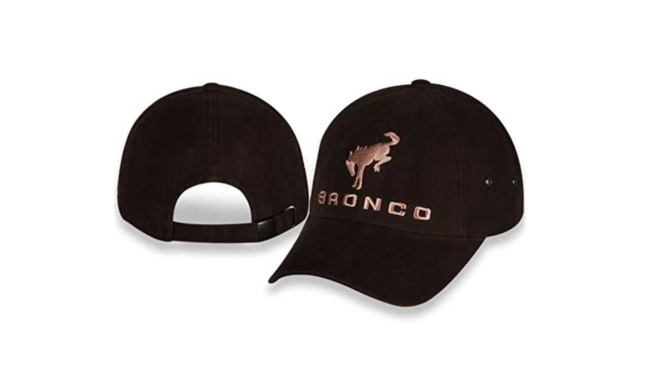 Bronco Brown Canvas Hat