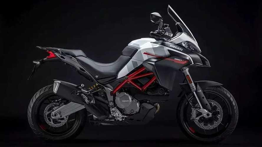 Ducati Unveils Multistrada 950 S In GP White