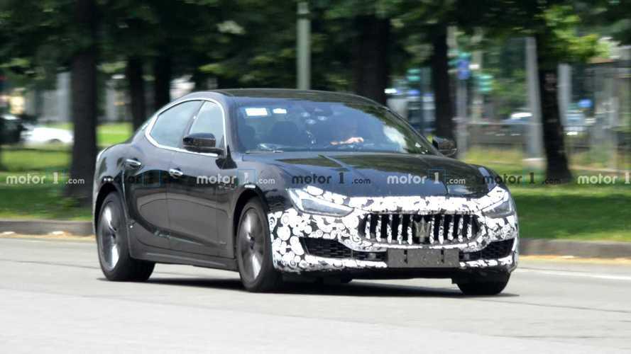 Maserati Ghibli Hybrid'in teaser kampanyası sürüyor