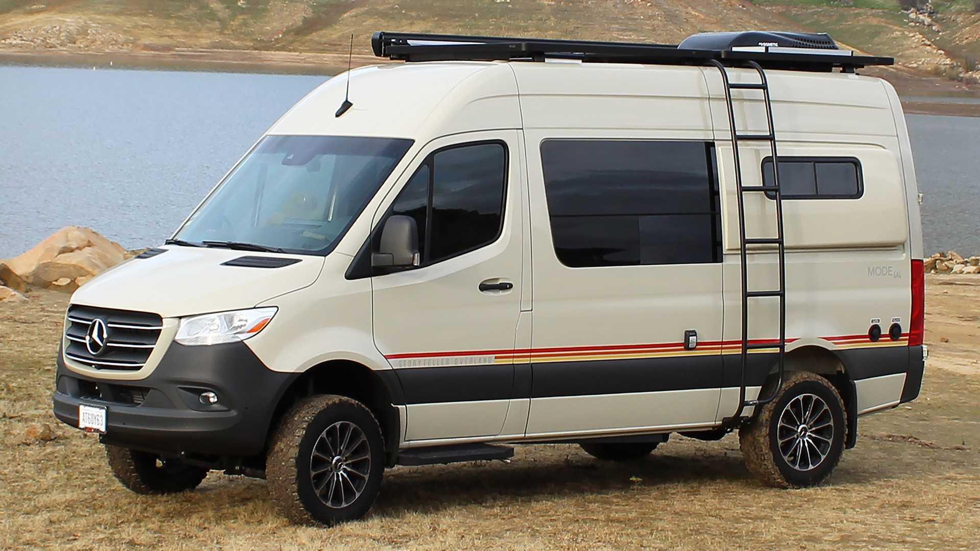 Storyteller Overland Debuts Beast, Stealth, And Classic Camper Vans