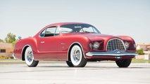 Vergessene Studien: Chrysler D'Elegance (1952)