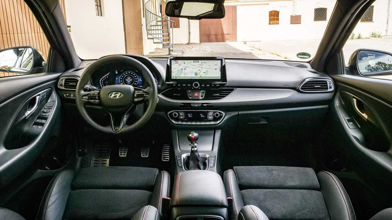 Hyundai i30 (2020) nel test