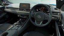Toyota Supra dans Gran Turismo Sport