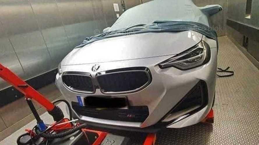 BMW 2-es kupé (2021-2022)