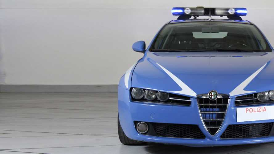 Le auto della Polizia di Stato, ecco tutte le volanti in servizio