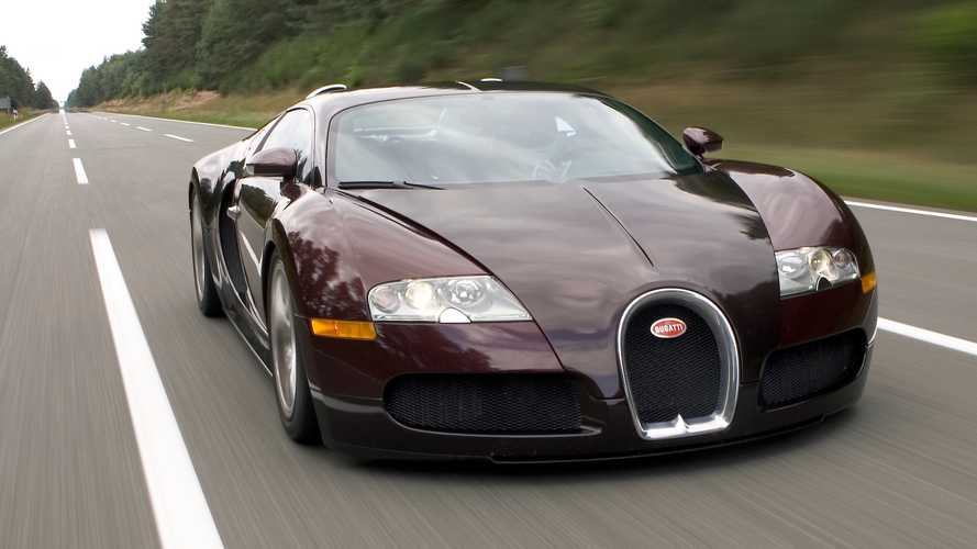Bugatti Veyron Celebrates 15th-Year Anniversary Of Exceeding 250 MPH