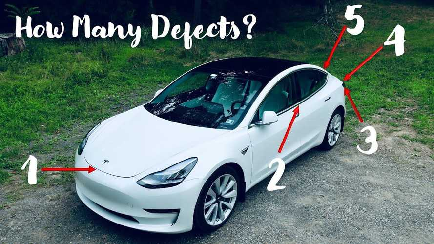 Does The Tesla Model 3 Still Have Quality Defects In 2020? Let's Take A Look