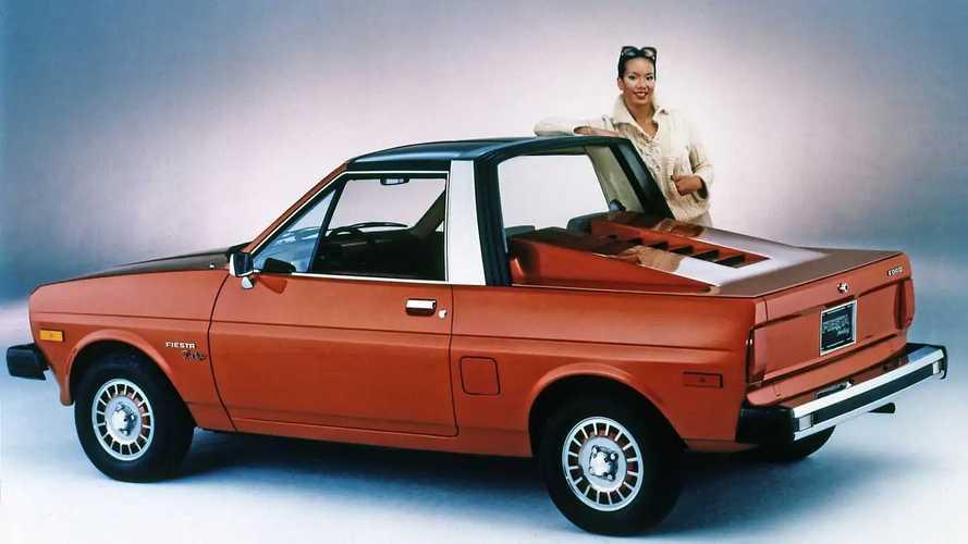 1978 Ford Fiesta Fantasy