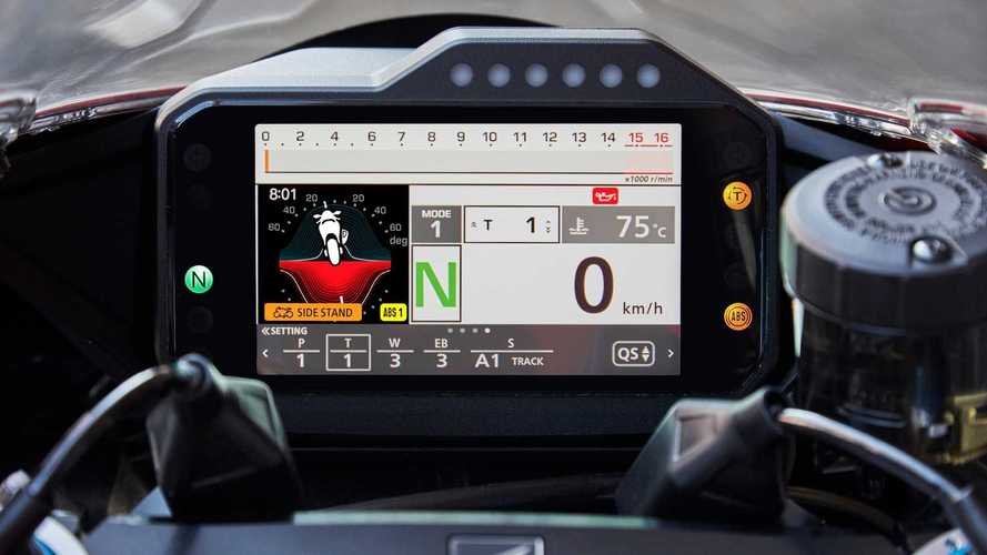 Honda CBR1000RR-R, online il simulatore del TFT