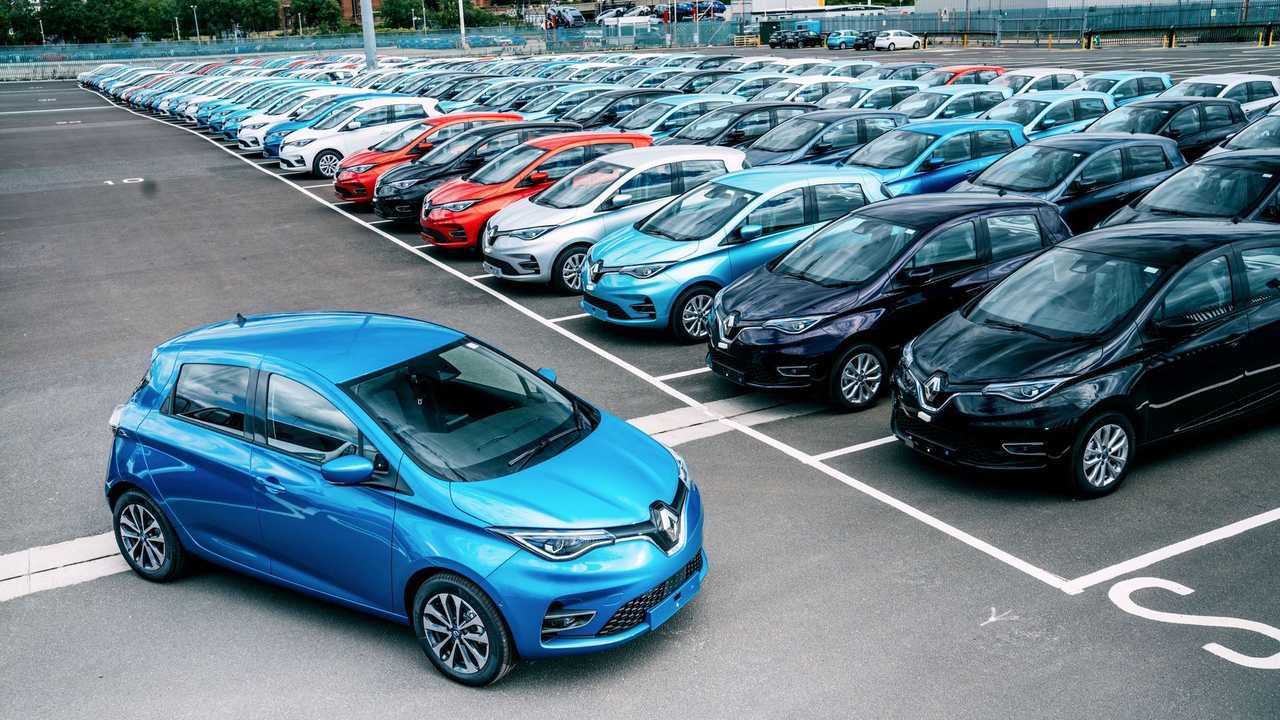 Onto takes delivery of the Renault ZOE