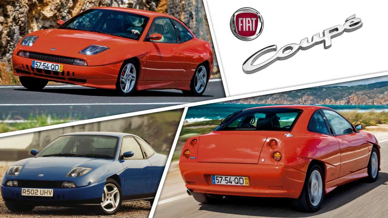 FIAT Coupe cover