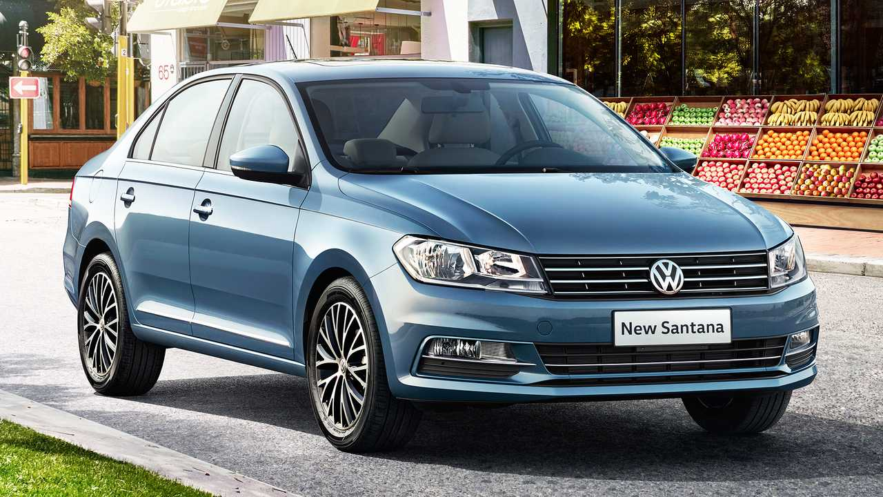 Volkswagen Santana - 244.132