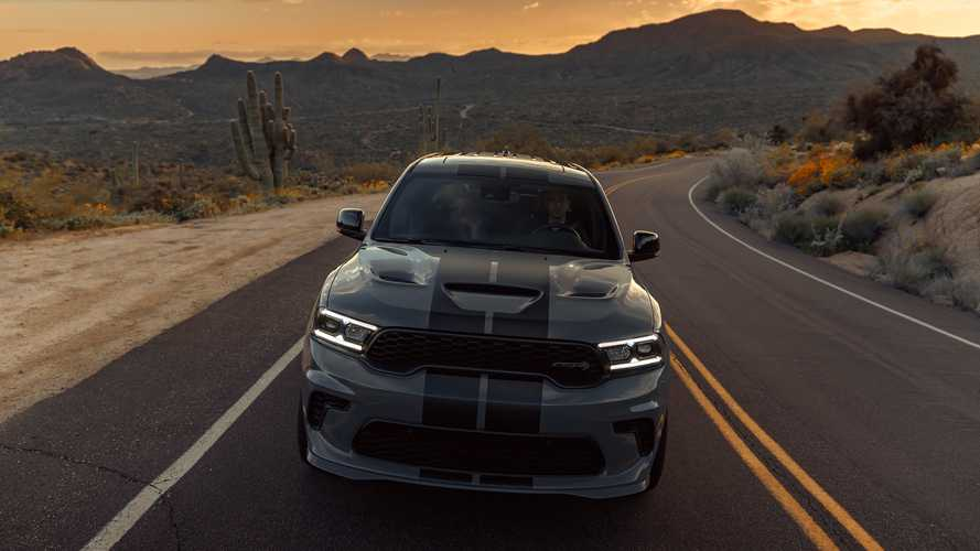 FCA Says Dodge Durango Hellcat Won't Overlap With Jeep Trackhawk