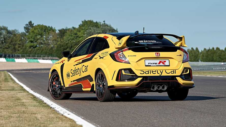 Honda Civic Type R Limited Edition, Safety Car del WTCR 2020