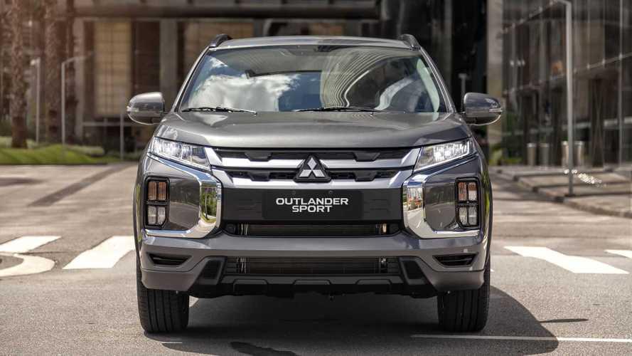 Novo Mitsubishi Outlander Sport pode ser baseado no Renault Captur europeu