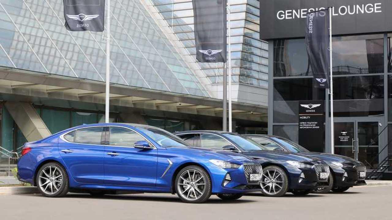 Genesis Mobility