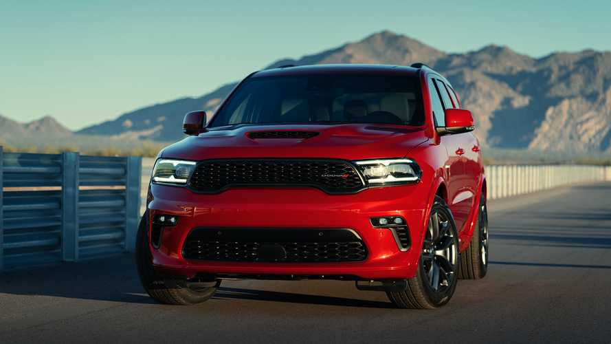 2021 Dodge Durango Gets $10-Per-HP Cash Allowance For Black Friday