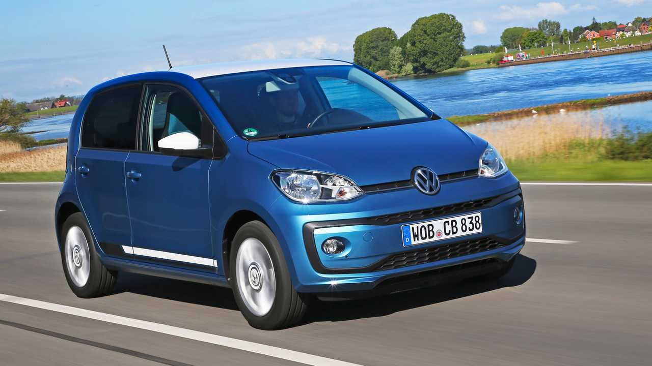VW Up 1.0 Ecofuel: 84 g