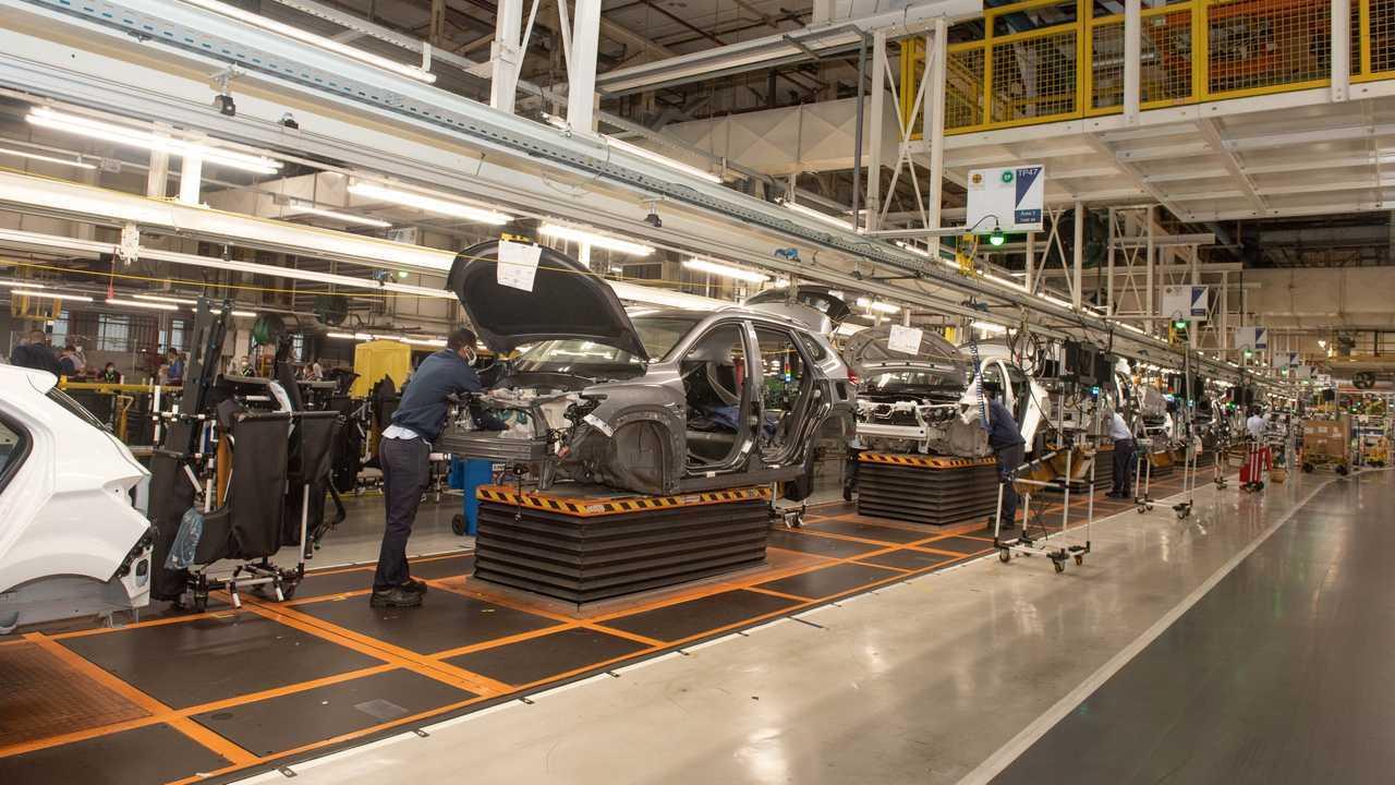 Fábrica Chevrolet São Caetano do Sul (SP)