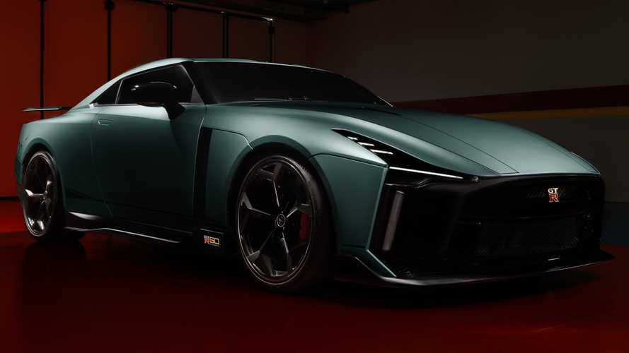 2020 Nissan GT-R50 By Italdesign Breaks Cover With Radical Styling