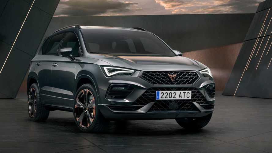 Cupra Ateca Facelift (2020): Neue Front und verbesserte Technik