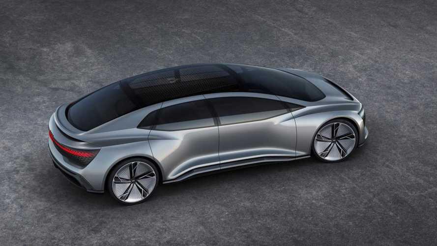 Новым флагманом Audi станет модель A9 e-tron