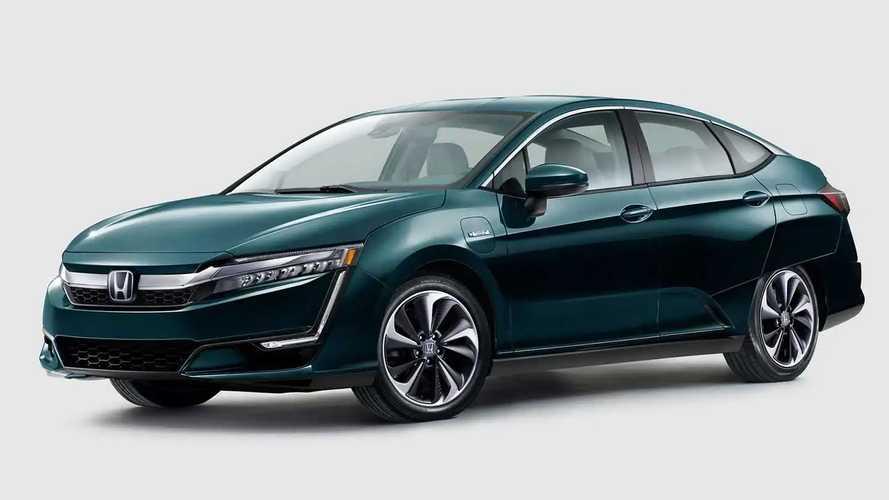 Honda снимает с производства свой единственный водородомобиль