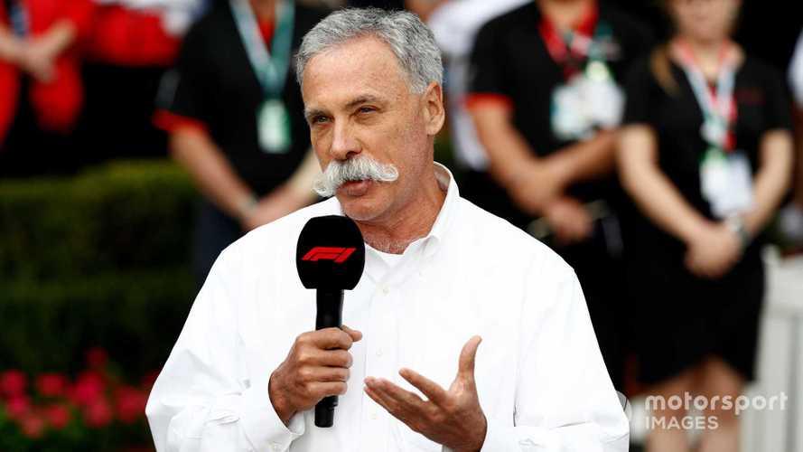 F1 launches diversity foundation, Carey donates $1m