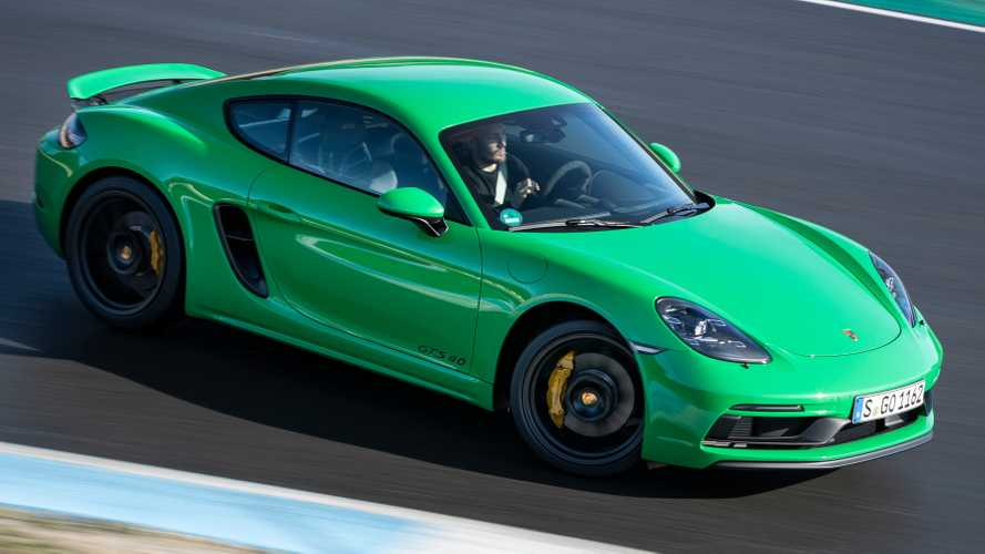 2021 Porsche 718 Debuts With 7-Speed PDK For GT4, Spyder, And GTS 4.0